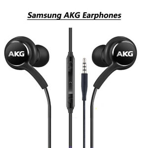 Samsung AKG Headphones Headset Earphones EarBuds For Galaxy S9 S8 S8+ S7 Note9 8