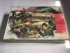 Axis & Allies Europe WWII 1999 Boardgame Avalon Hill