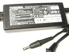 GENUINE Toshiba Satellite 75w Laptop AC Adapter A85 L15 L25 M55 M35X M45 M115