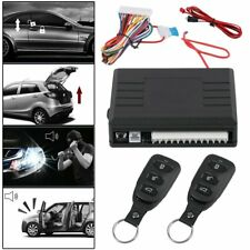 Car Remote Central Kit Security Door Locking Vehicle Keyless Entry System US HM1