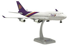 Thai Airways Boeing 747-400 1:200 Hogan Wings 2247 Modell B747 B744 HS-TGF Jumbo