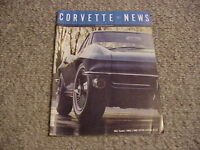 Corvette News / Volume Eight Number One (1964) / Free Shipping!