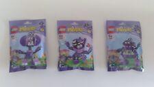 LEGO® Mixels Serie 6  (41551 - 41553) 3 Stück Neu&Ovp