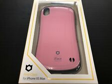 iFace First Class Standard iPhone XS MAX Protect Case Cover Baby Pink from Japan