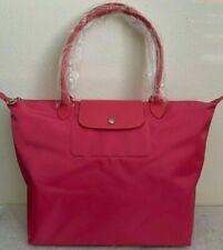 Brand New LONGCHAMP Large Le Pliage Nylon Tote $190 Pink