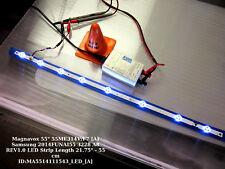 """Magnavox 55"""" 55ME314V/F7 [A] Samsung 2014FUNAI55 3228 A8 REV1.0 LED Strip Length"""