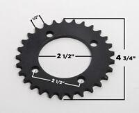 #420 29T 4 hole Sprocket drive gear  f ATV UTV DIY GoKart Quad Bike