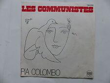 PIA COLOMBO Les communistes 128203