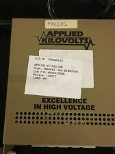 Applied Kilovolts K9/74 Power Supply Waters Micromass ZMD