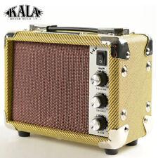 NEW Kala AMP-TWD-5U 5 Watt Tweed Ukulele/UBass Combo Amplifier