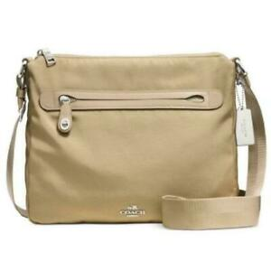 Coach Utility Nylon Crossbody Brand New