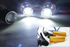 H11 H8 CREE LED Projector Fog Light DRL No Error BMW E71 X6 M E70 X5 E83 F25 X3