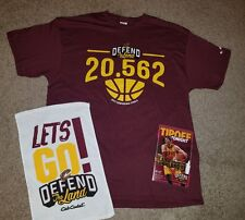 1e5888624b12f6 Cleveland Cavaliers (SGA)Defend The Land East Conference Finals 20,562 T- Shirt
