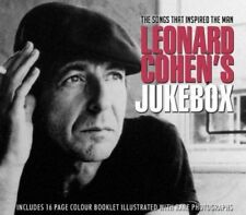 Leonard Cohen - LEONARD Cohen's Jukebox NEW 2 x CD
