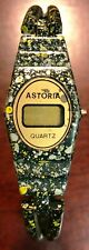 Vintage Astoria Quartz Digital Women's Watch - Functional