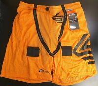 Shock Doctor X-Fit Loose Fit Senior Hockey Jock with BioFlex Cup XL - XXL Orange