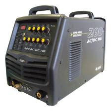 UniMig TIG-MMA 200amp AC/DC Inverter (KUMJR200AC/DC)