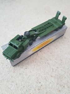 Dinky Meccano Supertoys 660 Thornycroft Tank Transporter Antar Boxed