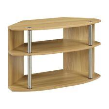 Convenience Concepts Designs2Go Swivel TV Stand, Light Oak - 151283LO