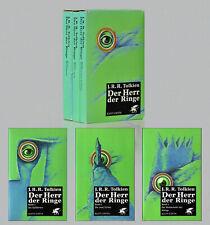 Der Herr der Ringe 1-3 Trilogie im Schuber/ Box - J.R.R. Tolkien | Taschenbücher