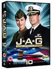 JAG  - COMPLETE FINAL SEASON 10 - DVD - UK Region 2 / sealed