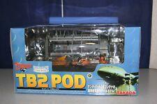 Thunderbirds Classic POD4 and TB4 and RECOVERY VEHICLE 1/144 TAKARA JAPAN