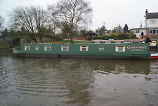 Slow and Easy - 65 foot semi-traditional stern narrowboat