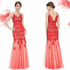 Full Length Mesh Regular Size Ballgowns for Women