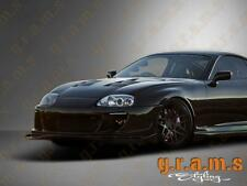 Toyota Supra Ridox Style Front Wings / Fenders + 30mm v8