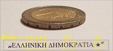 2 Euro Fehlprägung Griechenland