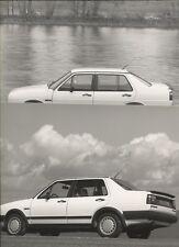 N°8034 / VOLKSWAGEN JETTA   GT 16 soupapes  1987 : 3 photos constructeurs