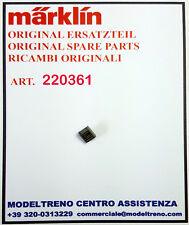 MARKLIN 220361   AGGIUNTIVO SCARICO - AUSPUFF GROSS GRAU 37610 49610