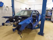 Audi RS4 B7 Karosserie Karosse Limousine Blau Rohkarosse BJ 07 Unfall LZ5F