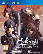 Hakuoki: Edo Blossom (PS VITA) - BRAND NEW & SEALED UK