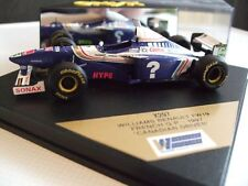 Onyx Modell in 1:43, ..Williams Renault FW19, French GP 1997, Canadian Driver