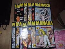 MANARA-OPERE COMPLETE-1/21-MANCA 12 14 15 17 20-ED. NUOVA FRONTIERA---------7