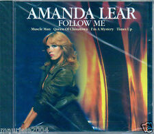 Amanda Lear. Follow Me (2000) CD NUOVO SEAL Queen of Chinatown. Tomorrow. Enigma