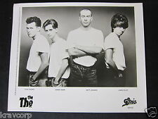 THE THE—1989 PUBLICITY PHOTO