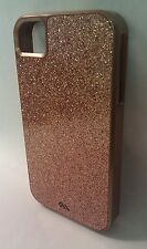 Case Mate Glam Case for iPhone 4 & 4S - Rose Gold Glitter Refined Collection