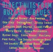 Direct Hits Bullseye Blues Bonnie Raitt Albert Collins CD 1993 FAST USA SHIPPING