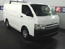 Van Dealer Diesel Toyota Passenger Vehicles