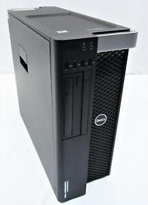 Dell Precision Tower 5810 | 3.50GHz Xeon E5-1620 v3 | 16GB DDR4 | DVD-RW
