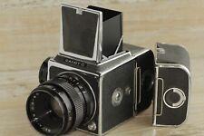 Salut S Kiev-88 Camera Medium 6x6 SLR Vega 12B 2.8/90 Vintage Collectible