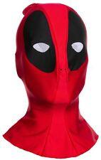Deadpool Fabric Mask Dead Pool Adult Licensed Muscle Merc Wade Winston Wilson