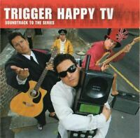 TRIGGER HAPPY TV: SOUNDTRACK TO THE SERIES various (CD album, compilation, 2000)