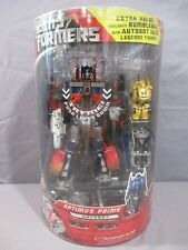 Transformers Movie OPTIMS PRIME JAZZ BUMBLEBEE Legends Costco Extra Value