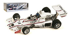 Spark S3832 Shadow DN8 Cosworth Brazilian GP 1978 - Hans Stuck 1/43 Scale