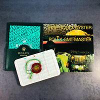 Rolex GMT Booklet Set 1992 Deutsch German Ref. 16710 16713 16718 16700