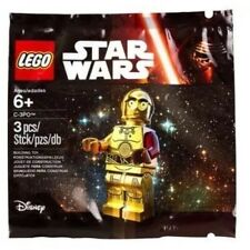 LEGO Star Wars Polybag The Force Awakens 5002948 C-3PO Exclusive Rare