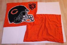 Chicago Bears Set of 2 Pillow Cases (Orange) Northwest Co